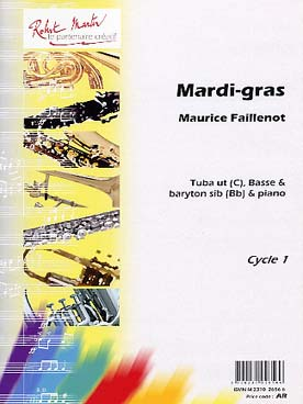 Illustration faillenot mardi-gras