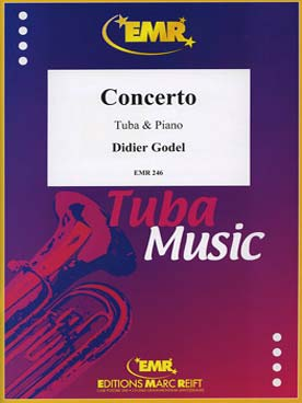 Illustration godel tuba concerto