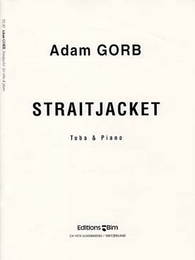 Illustration gorb straitjacket