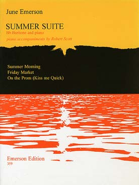 Illustration emerson summer suite